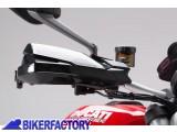 BikerFactory Kit paramani SW Motech KOBRA per aggancio a manubri forati %28 per manubri da 22 mm a 26 mm %29 HPR.00.220.25200 B 1028477