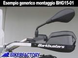 BikerFactory Paramani Barkbusters VPS BHG15 01PB 1011791