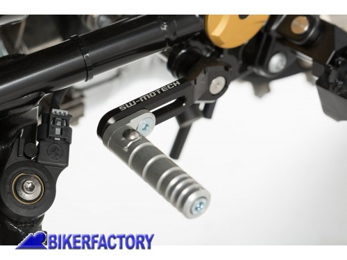 Fari supplementari Set-S7 per BMW R NineT//Pure//Racer//Scrambler