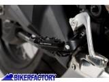 BikerFactory Estensione pedane SW Motech x HONDA CRF 1000 L Africa Twin FRS.01.622.10000 B 1034607