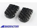 BikerFactory Gomme di ricambio per pedane maggiorate regolabili SW Motech FRS.00.011.002 1033698