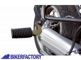 BikerFactory Kit riposizionamento pedane passeggero 0444 1001425