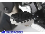BikerFactory Pedane maggiorate regolabili ION SW Motech x DUCATI FRS.22.011.10000 S 1003617