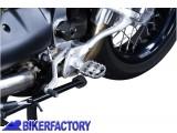 BikerFactory Pedane maggiorate regolabili SW Motech FRS.17.011.10000 S 1000786