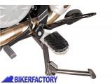 BikerFactory Pedane maggiorate regolabili SW Motech x BMW F 650 GS. FRS.07.011.10001 S 1001032