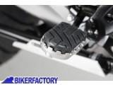 BikerFactory Pedane maggiorate regolabili SW Motech x BMW R1200GS LC %28%2713 in poi%29 R1200GS LC Adventure %28%2714 in poi%29 FRS.07.011.10301 S 1024298