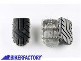 BikerFactory Pedane maggiorate regolabili SW Motech x BMW R1200R 8616 1011532