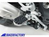 BikerFactory Pedane maggiorate regolabili SW Motech x BMW S 1000 XR FRS.07.011.10700 S 1033216