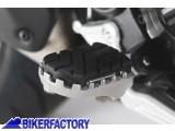 BikerFactory Pedane maggiorate regolabili SW Motech x DUCATI FRS.22.011.10000 S 1003617