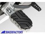 BikerFactory Pedane maggiorate regolabili SW Motech x HONDA%2C BMW e TRIUMPH. FRS.01.011.10400 S 1000633
