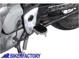 BikerFactory Pedane maggiorate regolabili SW Motech x HONDA XL 700 V Transalp XL 650 V Transalp FRS.01.011.10100 S 1000589