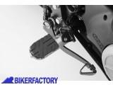 BikerFactory Pedane maggiorate regolabili SW Motech x Husqvarna TR 650 Terra Strada %28%2712 in poi%29. FRS.03.011.10000 S 1024305