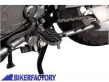 BikerFactory Pedane maggiorate regolabili SW Motech x KAWASAKI KLE 500. FRS.08.011.10300 S 1018690