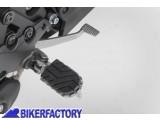 BikerFactory Pedane maggiorate regolabili SW Motech x KAWASAKI Versys 1000 %28%2711 in poi%29 e Kawasaki Versys 650 %28%2714 in poi%29 FRS.08.011.10101 S 1033081