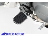 BikerFactory Pedane maggiorate regolabili SW Motech x SUZUKI %2C BMW e APRILIA FRS.05.011.10000 S 1000843