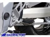 BikerFactory Pedane maggiorate regolabili SW Motech x SUZUKI GSF GSX 600 e 1250. FRS.05.011.10100 S 1000828