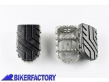 BikerFactory Pedane maggiorate regolabili SW Motech x TRIUMPH Thruxton 900 FRS.11.011.10300 S 1033482