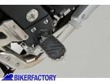 BikerFactory Pedane maggiorate regolabili SW Motech x TRIUMPH e BMW FRS.11.011.10000 S 1000939