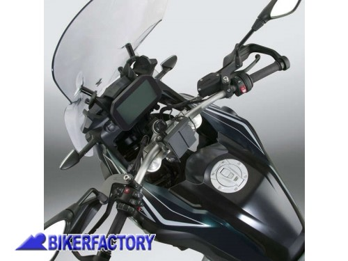 BikerFactory Kit prolunghe specchietto ZTechnik per BMW F 850 GS %28%2719 in poi%29 Z5304 1040690