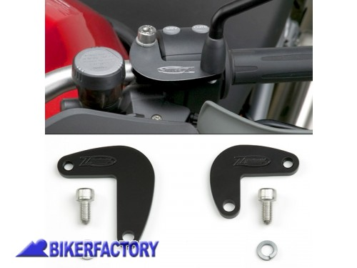 BikerFactory Kit prolunghe specchietto ZTechnik x BMW R 1200 GS Adventure %28%2705 in poi%29 Z5303 1018321