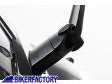 BikerFactory Prolunga specchietto PROFILE SW Motech x BMW F 800 GT %28%2713 in poi%29 SVL.07.501.11000 B 1024487