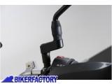 BikerFactory Prolunga specchietto UNIVERSAL SW Motech x BMW SVL.00.505.102 1000266