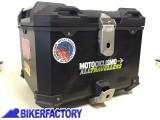 BikerFactory Bauletto %28top case%29 in alluminio SW Motech mod. TRAX ADVENTURE colore NERO 38 Lt. %2A%2APROMOZIONE VALIDA FINO AD ESAURIMENTO SCORTE%2A%2A ALK.00.733.15000 B Promo 1034173