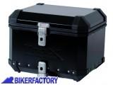 BikerFactory Bauletto %28top case%29 in alluminio mod. TRAX EVO colore NERO. %2A%2APROMOZIONE VALIDA FINO AD ESAURIMENTO SCORTE%2A%2A ALK.00.165.15000 B Promo 1018332