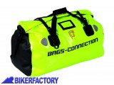 BikerFactory Borsa Posteriore impermeabile 60 lt BAGS CONNECTION DRYBAG GIALLO NEON %2ASecurity Line%2A BCK.HTA.00.047.100 Y Promo 1023969