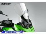 BikerFactory Cupolino parabrezza %28 screen %29 National Cycle VStream%C2%AE Touring per Kawasaki%C2%AE Versys 650 Versys 1000 %5BAlt. 52%2C0 cm Larg. 38%2C1 cm ca%5D %2A%2APROMOZIONE VALIDA FINO AD ESAURIMENTO SCORTE%2A%2A N20117 Promo 1036363