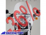 BikerFactory Cupolino parabrezza Spartan%C2%AE National cycle x Harley Davidson %5BAlt. 47%2C0 cm Largh. 45%2C7 cm ca.%5D %2A%2APROMOZIONE VALIDA FINO AD ESAURIMENTO SCORTE%2A%2A N21201 Promo 1019688