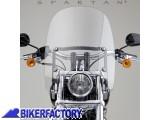 BikerFactory Cupolino parabrezza Spartan%C2%AE National cycle x Harley Davidson %5BAlt. 47%2C0 cm Largh. 45%2C7 cm ca.%5D %2A%2APROMOZIONE VALIDA FINO AD ESAURIMENTO SCORTE%2A%2A N21201 Promo1 1025048