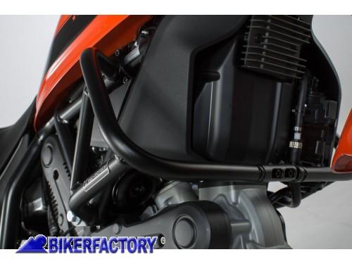 Monland Protezione Parafango Anteriore per Protezione Corona Catena Motore per Scrambler 400 800 2015-2020