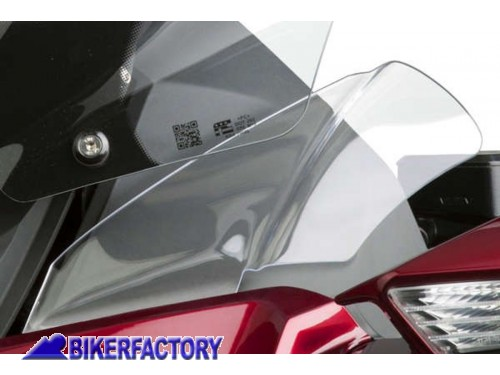 BikerFactory Deflettore laterale per il vento National Cycle x HONDA GL 1800 Goldwing N5150 1043650