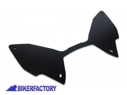 BikerFactory Deflettori frangivento PYRAMID colore Carbon Look %28finto carbonio%29 per HONDA CRF 1100 L Africa Twin PY01.08026X 1044401