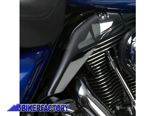 BikerFactory Deflettori laterali paracalore National Cycle x Harley Davidson FLHR FLHX e modelli FLTR %28%2709 %2713%29 N5200 1023771