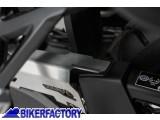 BikerFactory Paracatena %28protezione catena%29 SW Motech colore argento per HONDA CRF 1000 L Africa Twin KTS.01.622.10000 S 1033683