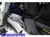 BikerFactory Paracatena %28protezione catena%29 SW Motech colore nero per HONDA CRF 1000 L Africa Twin KTS.01.622.10001 B 1033853