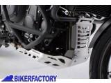 BikerFactory Estensione paracoppa paramotore %28 protezione sottoscocca %29 SW Motech in alluminio x TRIUMPH Tiger Explorer 1200 1200 XC %28%2711 in poi%29 MSS.11.486.10000 S 1024827