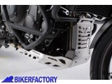 BikerFactory Estenzione paracoppa paramotore %28 protezione sottoscocca %29 SW Motech in alluminio x TRIUMPH Tiger Explorer 1200 1200 XC %28%2711 in poi%29 MSS.11.486.10000 S 1024827