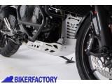 BikerFactory Paracoppa paramotore %28 protezione sottoscocca %29 SW Motech in alluminio x TRIUMPH Tiger Explorer 1200 1200XC %28%2711 in poi%29 MSS.11.484.10000 S 1019814