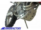 BikerFactory Paracoppa %28 protezione sottoscocca %29 in alluminio X KTM MSS.04.025.100 1000659