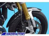BikerFactory Parafango anteriore MAGGIORATO Pyramid Gloss Black %28nero lucido%29 per BMW R NIneT %28anche mod. Scrambler%29 PY07.294000B 1034866