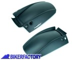 BikerFactory Parafango posteriore Pyramid colore Black %28nero%29 PY07.074251B 1019409