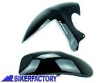BikerFactory Parafango posteriore Pyramid colore Gloss Black %28nero lucido%29 PY07.07404 1019394