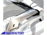 BikerFactory Parafango posteriore Pyramid colore Gloss Black %28nero lucido%29 PY07.074050B 1019397