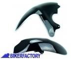 BikerFactory Parafango posteriore Pyramid colore Gloss Black %28nero lucido%29 PY07.07406 1019401