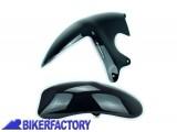 BikerFactory Parafango posteriore Pyramid colore Gloss Black %28nero lucido%29 PY07.07408 1019403