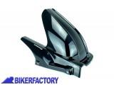 BikerFactory Parafango posteriore Pyramid colore Gloss Black %28nero lucido%29 PY07.07412 1019410