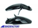 BikerFactory Parafango posteriore Pyramid colore Gloss Black %28nero lucido%29 PY07.074250B 1024928
